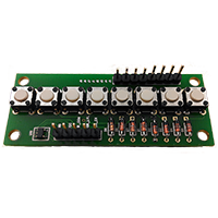 8 Push Button Board
