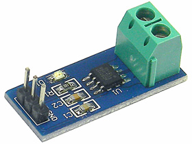 ACS712 Current Sensing Module