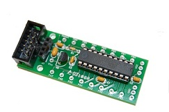 The tiny26.1 Motorcontroller Board