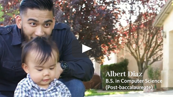 Video of Albert Diaz