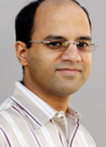 Photo of Ravi Balasubramanian