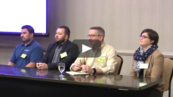 Video of Alumni Panel - Career Showcase Dec 2016