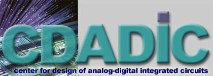 Center for Design of Analog-Digital Integrated Circuits logo