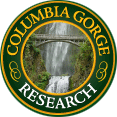 Columbia Gorge Research logo
