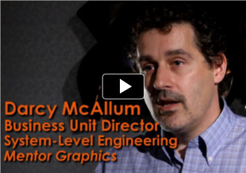 Advice from Darcy McAllum of Mentor Graphics about interviewing.