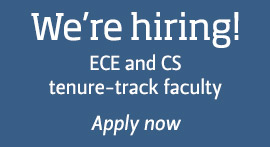 We're hiring! ECS and CS tenure-track faculty. Apply now.