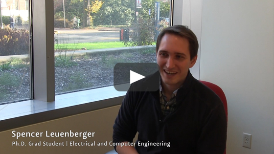 Grad Student Profile: Spencer Leuenberger