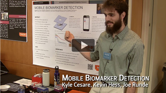 Mobile Biomarker Detection
