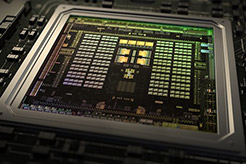 Photo of a multicore processor