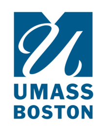 U. Mass. at Boston logo