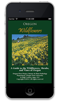 Oregon Wildflowers App