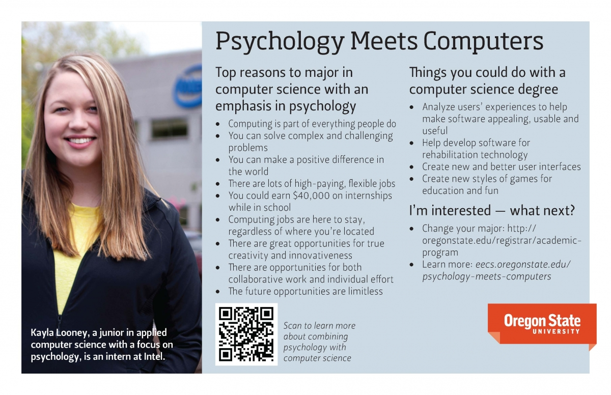 Psychology Meets Computers