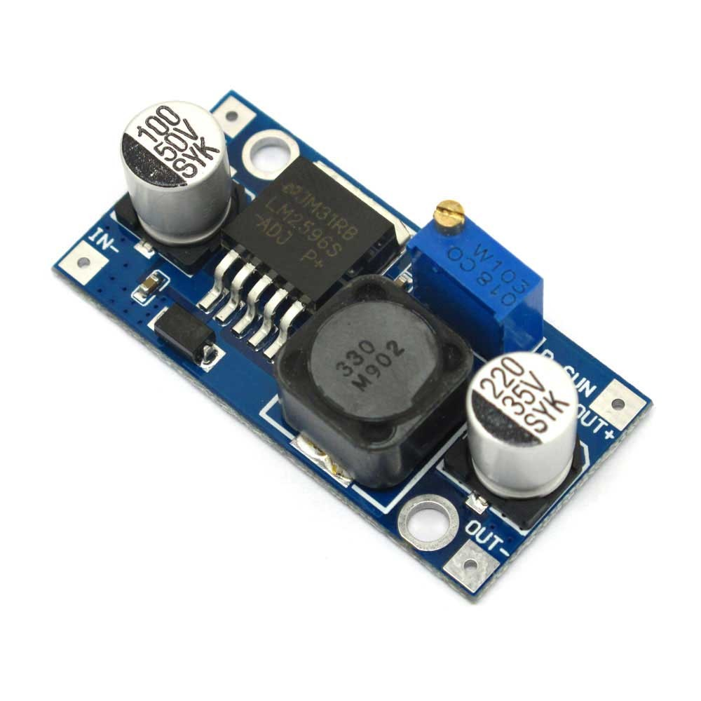 Mini 3A DC-DC Step Down