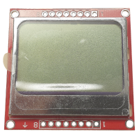 Nokia-5110 LCD